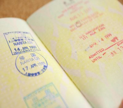 Application for Re-entry Permit